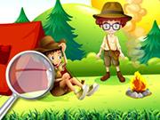 Camp Hidden Objects