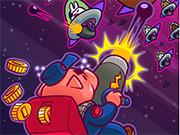 Play Captain May-Ham vs The Bunny Invaders