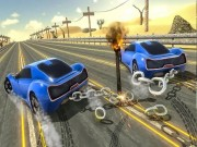 Chain Car Stunt Game