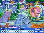 Cinderella Hidden Letters