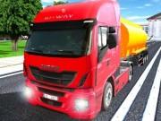 City Driving Truck Simulator 3D