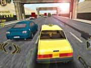 City Taxi Car Simulator 2020