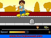 Diego School Skateboard