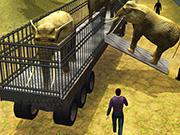 Dino Transport Truck Simulator 3D