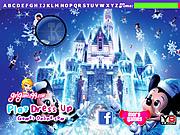 Disneyland Hidden Letters