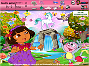 Dora Adventure Hidden Objects
