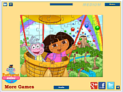 Dora and Boots Jigsaw
