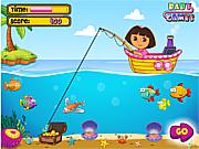 Dora Fishing 1