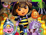 Dora\'s Best Friends Hidden Letters
