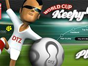 DTZ World Cup Keepy Ups
