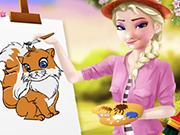 Elsa Drawing Lessons