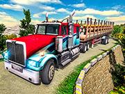 Euro Cargo Transporter Truck Driver Simulator 2019