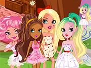 Fairy Princess Doll House