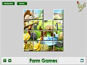 Farm Animal Sliding
