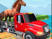 Farm Animal Transport Truck Game