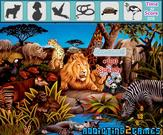 Forest Animals Hidden Object