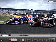 Formula 1 Hidden Object
