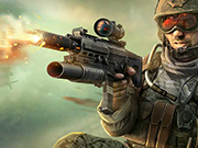 FPS Sniper Shooter: Battle Survival222