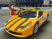 Free New York Taxi Driver 3D Sim