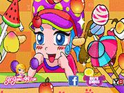 Fruit Girl Hidden Letters