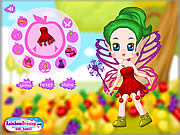 Play Fruit Fairy Game