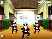 Gangnam Dance Training