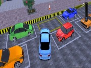 Garage Car parking Simulator Game