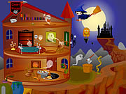 Halloween House Makeover 2