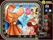 Hercules Hidden Numbers