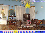 Hidden Hearts Living Room