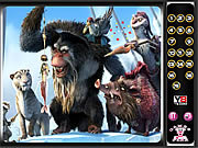 Hidden Numbers-Ice Age 4