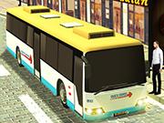 Highway Bus Driver Simulator