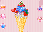 Ice Creams Decoration