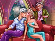 Ice Queen Romantic New Years Eve