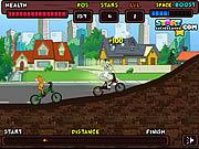 Jerry\'s BMX Rush