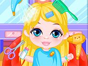 Little Baby Princess Hairdresser