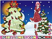 Lovely Christmas Girl 2
