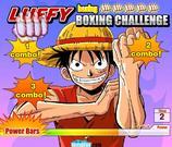 Luffy Boxing Challenge