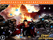 Man Of Steel Hidden Alphabet