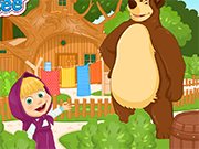 Mary And The Bear Summer Fun