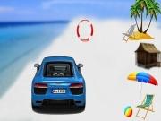 Mega Water Surface Car Racing Game 3D