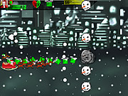 Merry Christmas Attack of the Snowmen