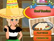 Mia\'s Cooking Series: Beef Burritos