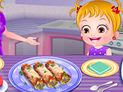 Play Moms Recipes Cannelloni