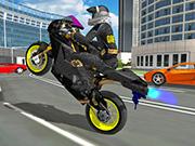 Motorbike Stunt Super Hero Simulator