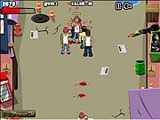 Mr M street battle