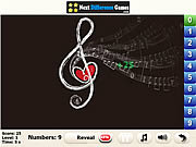 Musicale find numbers