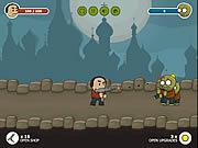 Nerd vs Zombies Just Survive