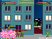 Ninja Turtle Major Combat 2
