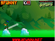 Ninja Turtle Ultimate Challenge
